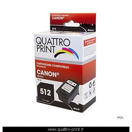 cartouche Quattro Print Canon PGI-512