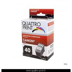 Cartouche d'encre compatible Canon PG-40