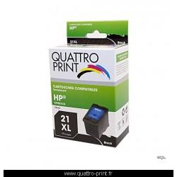Cartouche d'encre compatible HP21XL